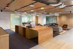 LinkedIn headquarters by Woods Bagot & Schiavello, Sydney – Australia » Retail Design Blog