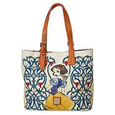 ad  disney Disney Dooney  amp  Bourke Princess Snow White Emily Tote Bag. d22e1c304c4c0