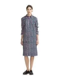 Makee dress, Flossi dress - Marimekko Fashion - Fall 2015