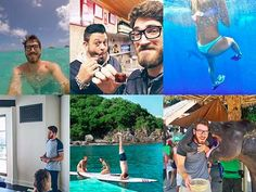 SNAKES TANKS AND PRANKS: This 27-year-old college drop-out travels the world turning other people into YouTube and Instagram stars