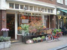 #Bloemenwinkel Gerda's Bloemen en Planten in #Amsterdam