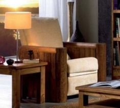 Fauteuils Inclinables : Collection TRONC