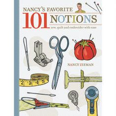 Nancy's 101 Notions Book by Nancy Zieman