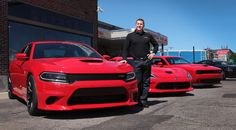 Listen to the new 2015 Dodge Charger SRT Hellcat | Car Fanatics Blog