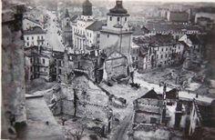 Luftwaffe w Oels Jewish History, My Kind Of Town, Luftwaffe, Old City, Warsaw, World War Ii, Ww2, Europe, Black And White