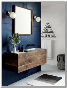 Vega Bath 1 Bulb Black Nickel Wall Sconce - Home Decor Design Bathroom Spa, Bathroom Vanity Lighting, White Bathroom, Small Bathroom, Luxury Interior Design, Bathroom Interior Design, Bathroom Designs, White Mirror, Laundry Hamper