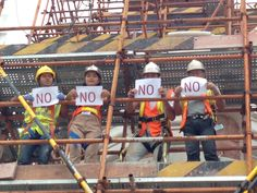 Scotland vote - update from the scaffold..