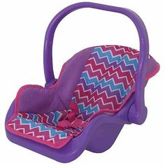 My Sweet Love Large Size 3-in-1 Doll Carrier, Chevron