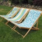 Build a Wood Folding Sling Chair,  Free and Easy DIY Project and Furniture Plans