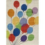 Momeni Lil Mo Whimsy Balloon Kids Rug & Reviews | Wayfair