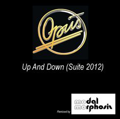 Up and Down - the first remix for top austrian band OPUS! 4 Track EP, available at Amazon