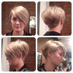 Preciosos cortes de pelo corto perfectos para el invierno.