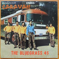 Early-70s Japanese bluegrass