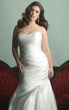 Allure W342 Dress - MissesDressy.com
