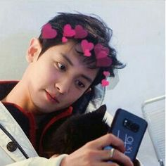 ##chanyeol <3 Kaisoo, Chanbaek, Baekhyun, Chanyeol Cute, Park Chanyeol Exo, Exo Ot12, Kpop Exo, Exo K, Z Cam