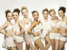 Which girl from dance moms are you? I got maddie!