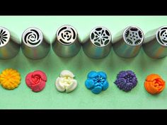 Testing Russian Piping Nozzles - YouTube