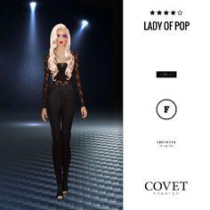 ✨Covet Fashion   Event/Theme: Lady Of Pop✨