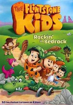 This box set includes ten episodes following young Fred, Wilma, Barney, and Betty as they take on the adventures that come along with growing up in Bedrock.