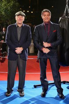 Robert De Niro & Sylvester Stallone