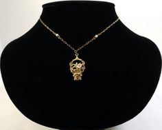 1928 Brand Reproduction Victorian Necklace by KatsCache on Etsy, $16.95