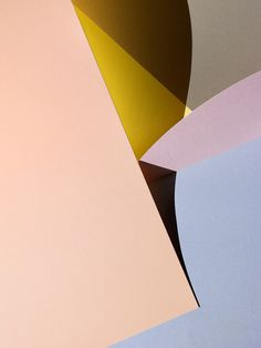 Photographer Carl Kleiner's 'There Will Be Blood' series combines different paper stocks. So damn creative.