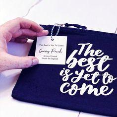 Navy Blue Triple Bundle His Love Tote Bag Free Beanie Hat & | Etsy