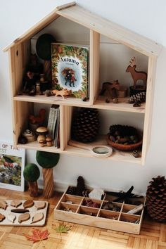 An Ikea children's room continues to intrigue the kids, since they're provided far more than simply kids' room Play Spaces, Kid Spaces, Ideas Para Organizar, Nature Table, Childrens Gifts, Kids Playing, Kids Bedroom, Room Inspiration, Baby Room