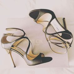 Shop the Look from Blushful Belle on ShopStyleStepping up my shoe game for spring & linking some of my current favori. Wedge Sandals, Leather Sandals, Shoes Sandals, Hot High Heels, Stiletto Shoes, Fashion Heels, Shoe Game, Designer Shoes, Jimmy Choo