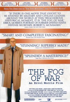 the fog of war bourrie mark
