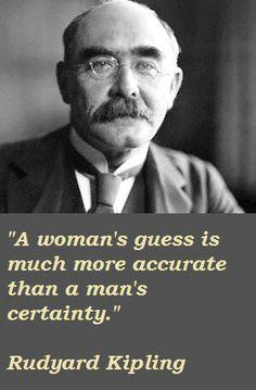 Vraiment un homme bien, ce Kipling !