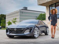 Opel Monza с гуми от Dunlop   VS auto