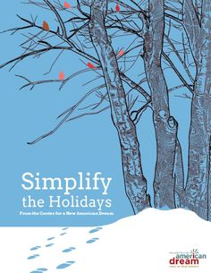 This booklet will help you reduce stress and increase your personal fulfillment during this holiday season.