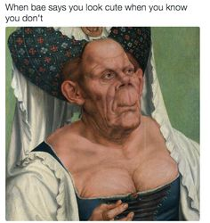"Hahahahaha art. (Courtesy of <a href=""http://go.redirectingat.com?id=74679X1524629&sref=https%3A%2F%2Fwww.buzzfeed.com%2Fjessicamisener%2Fchiaroscur-lol&url=https%3A%2F%2Ftwitter.com%2FMedievalReacts&xcust=4150082%7CBFLITE&xs=1"" target=""_blank"">@MedievalReacts</a>)"