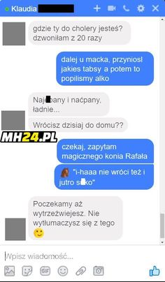 Chyba się nie wytłumaczy... Funny Sms, 9gag Funny, Funny Text Messages, Funny Texts, Funny Friday Memes, Friday Humor, Monday Memes, Funny Animal Quotes, Hilarious Animals