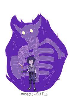 sasuke, susanoo