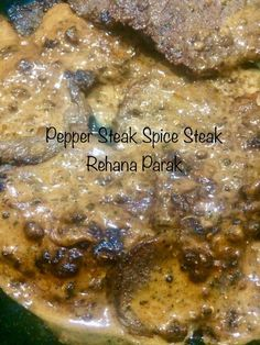 Pepper Steak Spice Steak recipe by Rehana Parak posted on 09 Apr 2019 . Recipe has a rating of by 1 members and the recipe belongs in the Beef, Mutton, Steak recipes category Steak Spice, Chocolate Tiramisu, Rump Steak, Pepper Spice, Marinated Steak, Pepper Steak, Fresh Cream, Non Stick Pan, Food Categories