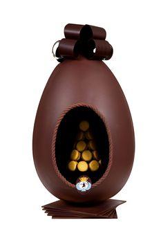 Al rico huevo de Pascua de Ladurée