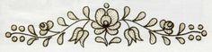 Matyó minta mindenhova - Életmód :: FRISSS.HU ...minden Szombathelyről és környékéről Chain Stitch Embroidery, Learn Embroidery, Embroidery Stitches, Embroidery Patterns, Hand Embroidery, Stitch Head, Last Stitch, Braided Line, Hungarian Embroidery