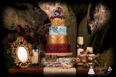 The Greatest Game Of Thrones Wedding Cake That You'll See Today