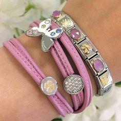 Nomination Charms, Nomination Bracelet, Scarf Jewelry, Jewellery, Birthstones, Wedding Engagement, Wedding Jewelry, Scarves, Jewelry Accessories