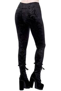 Women's Bottoms | Jeans, Leggings, Skirts & Shorts | Killstar Gothic Leggings, Steampunk Leggings, Killstar Clothing, Goth Skirt, Womens Size Chart, Short Skirts, Women's Bottoms, Unisex, Clothes For Women