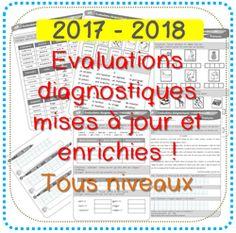 Evaluations diagnostiques