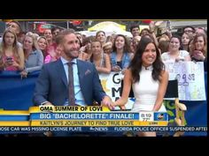 Bachelorette Kaitlyn Bristowe and Shawn Booth Interview GMA Kaitlyn Shaw...