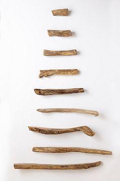 Driftwood Tree Shelves #anthropologie