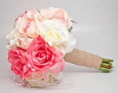 Image result for silk wedding flowers