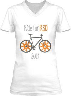 Ride for RSD Tshirts!