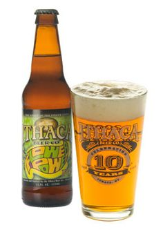 Ithaca Beer Co. Flower Power IPA - name is groovy and the brew is fantastic... hello Friday night