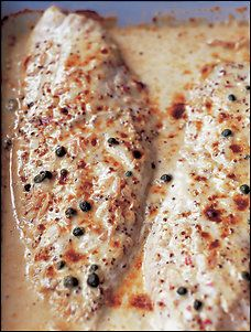 Mustard-Roasted Fish Recipe Details | Recipe database | washingtonpost.com