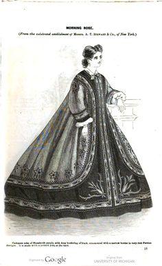 January 1865 Godeys